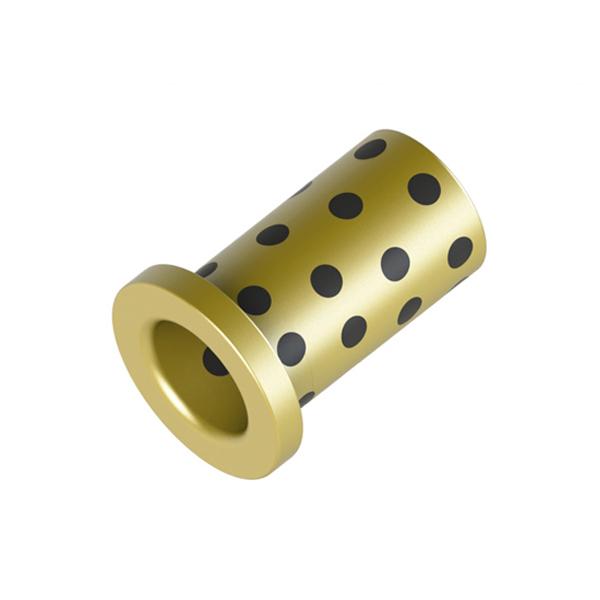 无油衬套 铜合金带肩标准 薄壁型