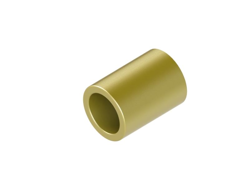 无油衬套 青铜直柱内径F7外径m6 内径E7外径r6型