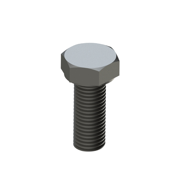 紧固件 六角头螺栓全螺纹型