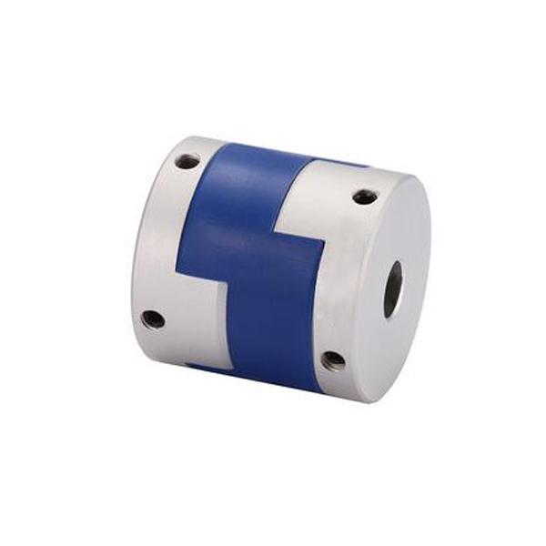 联轴器 蓝色十字形顶丝型