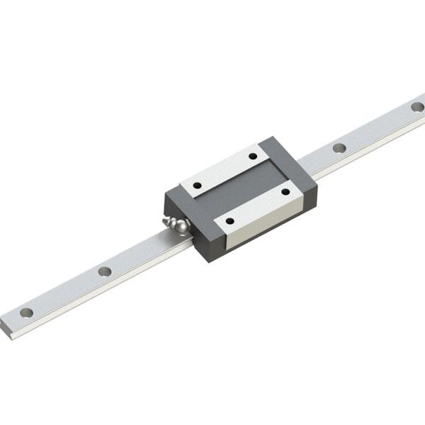 线性滑轨 非互换中组装四方滑块轻预压普通级系列