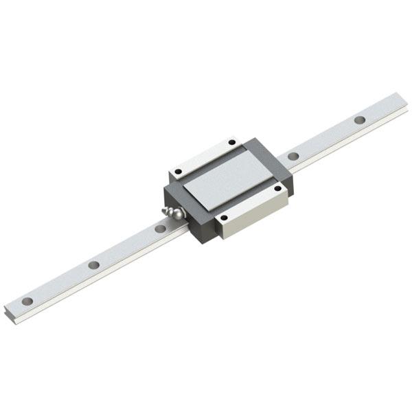 精密滚珠线性滑轨 非互换高组装法兰滑块轻预压普通级系列