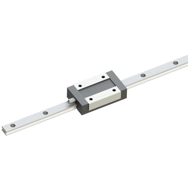 微型滚珠线性滑轨 非互换轻预压普通级系列