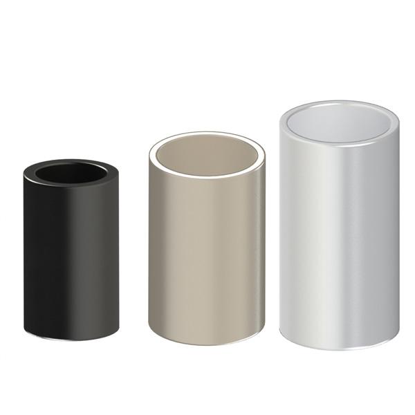 金属轴环 精密级内外径公差及全尺寸定制型