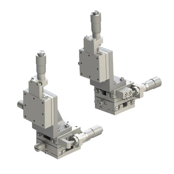 手动位移平台 线性滚珠型 XYZ轴(垂直升降)25 40型