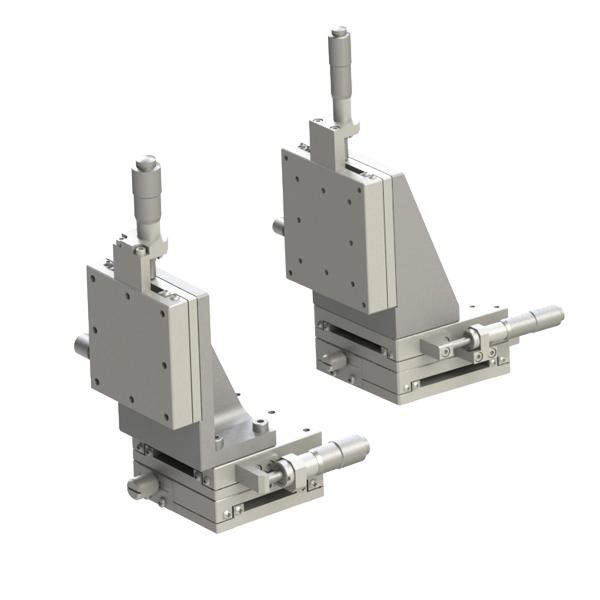 手动位移平台 线性滚珠型 XYZ轴(垂直升降)60 80型