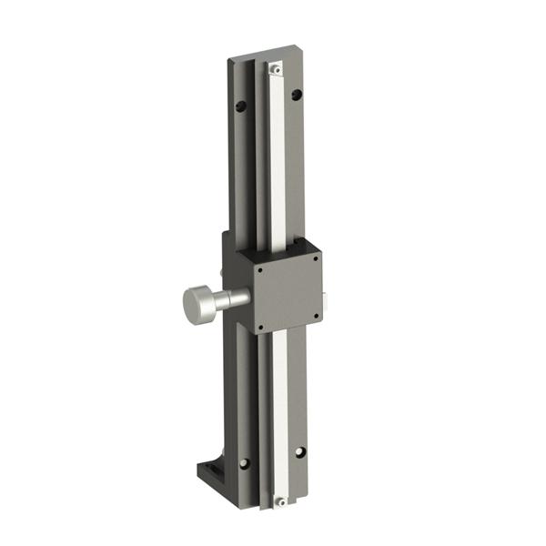 手动位移平台 燕尾槽型 长行程型 垂直型