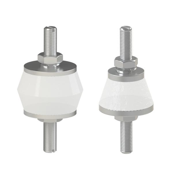 防震凝胶座 两端外螺纹固定型 超轻量型 轻量型 中量型