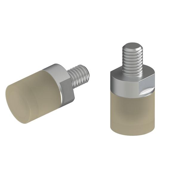 聚氨酯压块 外螺纹型
