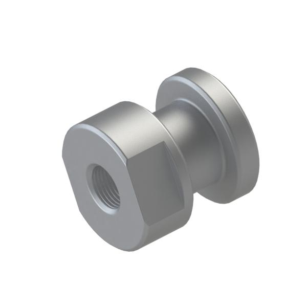 浮动接头 简易连接型 圆头内螺纹型