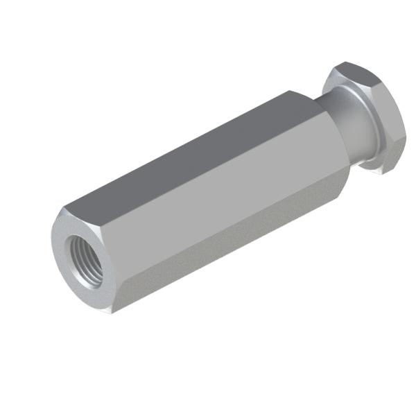 浮动接头 简易连接型 加长杆内螺纹L尺寸选择型
