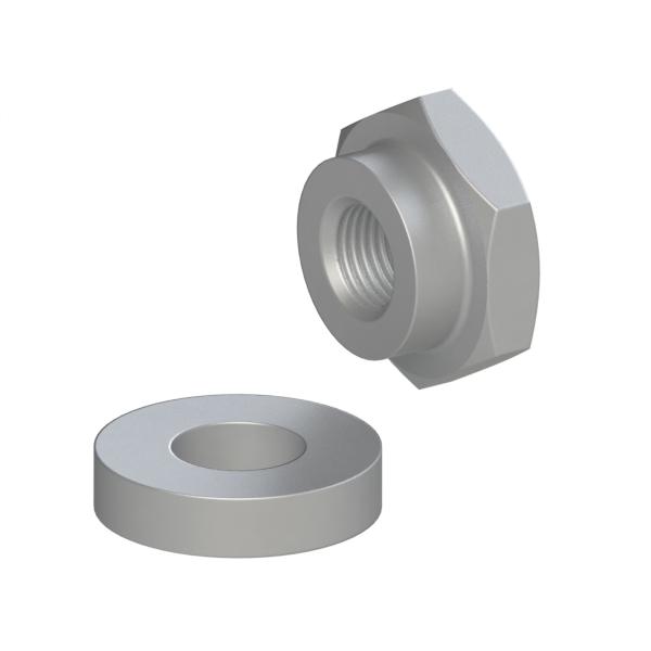 浮动接头 简易连接型 分离内螺纹垫圈型