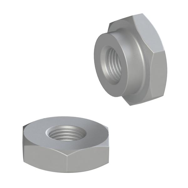 浮动接头 简易连接型 分离内螺纹螺帽型