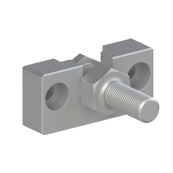 浮动接头 简易连接型 固定座组件外螺纹型