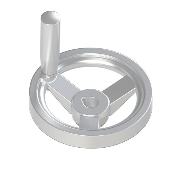 手轮 三辐式铸铁手轮