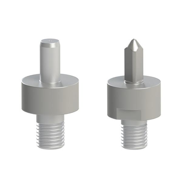 焊接夹具用定位销 高度支承销 外螺纹型 精密级