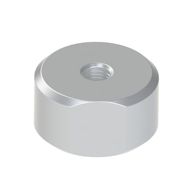 圆型挡块 螺纹孔型