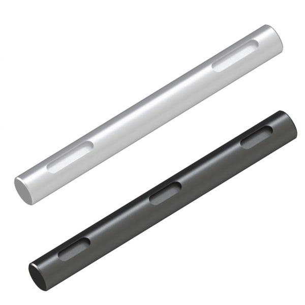 转轴 外径公差h7·g6(研磨材料) 直杆·带键槽型