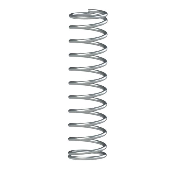 圆线压缩弹簧 容许压缩量40% 小负载