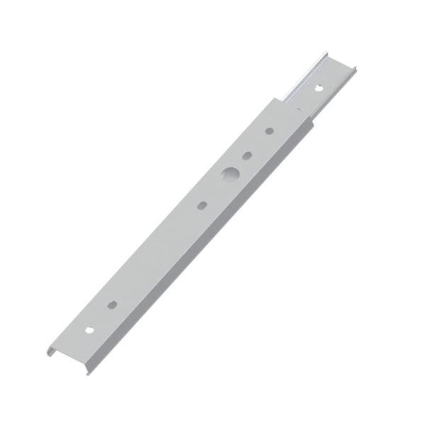 简易滑轨 轻载型 钢制 两段抽拉式