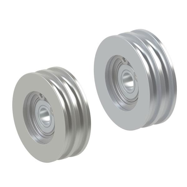 圆皮带用惰轮 双联型惰轮