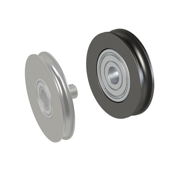圆皮带用惰轮 窄幅型惰轮