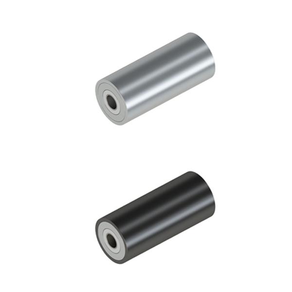 平皮带用惰轮 轴承拆卸型惰轮 宽度L=25~100