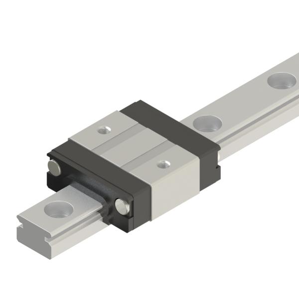 微型滚珠线性滑轨 普通级·精密级·高精密系列