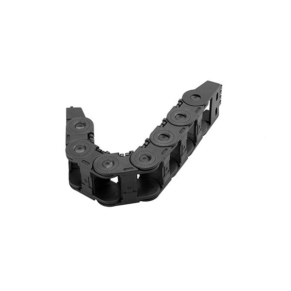 电缆保护链 优势型 25系列 不封闭内侧可打开系列