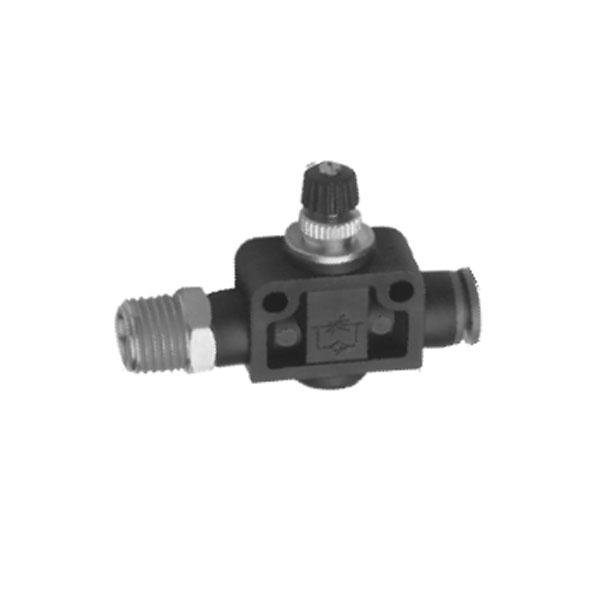 公制接管-管道型节流阀-1