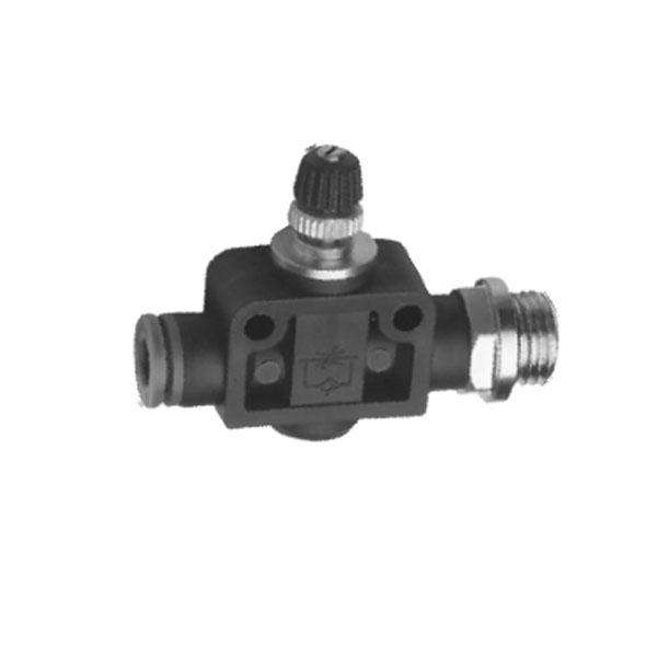 公制接管-管道型节流阀-G