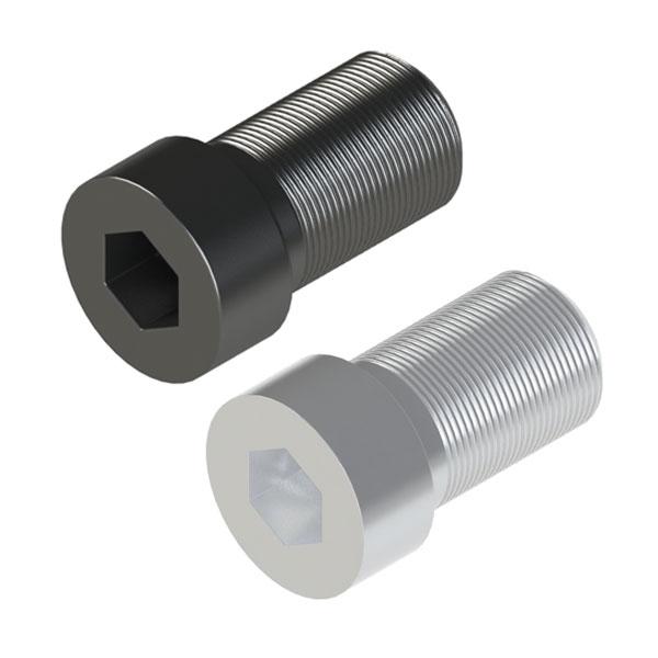 緊固件 螺絲 內六角圓柱頭 超短頭 短頭小徑